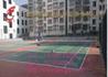 柳州硅PU塑膠籃球場