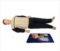 供应简易型心肺复苏模拟人急救训练模型护理训练模型人体模型