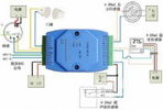 4-40ma转485、24位电流信号转网口、模拟量采集器