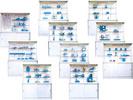 YUY-05 机床夹具设计陈列柜