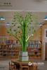 幼儿园大树造型书架阅览室中设计