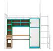 西安宿舍高低床生产厂家宿舍床源自于凯威特,更是无数匠人匠心的杰作