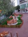 北京鑫特樂攜手中國人民大學幼兒園,共建優質戶外游樂環境