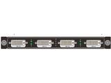 RENSTRON单卡4路2图层DVI带底图和字幕拼接输出卡FSP-DM-O4混插板卡LED视频处理器大屏液晶拼接控制器