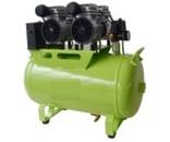 静音无油空压机 无油空压机 无油静音空压机  HAD-62