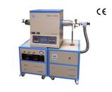 1700°C二通道混气高真空CVD系统-GSL-1700X-4-HVC