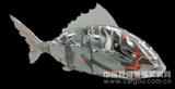 minirobo机器鱼机器人