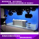 校园新闻访谈电视台演播厅演播室设备