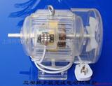 透明电机变压器模型
