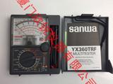 YX360TRF日本三和sanwa指针万用表YX-360TRF
