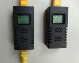LCD液晶显示机柜式温湿度传感器RS485通讯