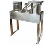 BJJL-2000型干湿降水降尘采样器