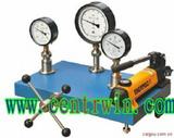台式高压液压压力泵(0~60)MPa 型号:CMB-60D