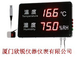 LED大屏温湿度表HE223A