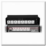 ABL 安保利 LA-8013 8路 直通5路 大功率全滤波 机械表电源时序器