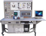 KH-83A工業自動化綜合實訓裝置( PLC+ 變頻器 + 觸摸屏 + 單片機)