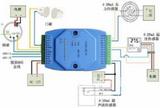 4-40ma轉485、24位電流信號轉網口、模擬量采集器