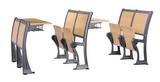学校礼堂阶梯教室连排课桌椅DC-801