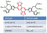 有机发光二极管 加拿大1-material PNT4T-2OD/OS0090/CAS#1800244-09-0