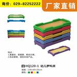 陜西幼兒園配套設施幼兒園午休床木質兒童床