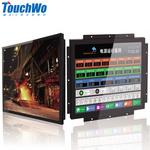 供应15寸17寸19寸嵌入式工业触摸显示器,触摸一体机