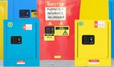 易燃腐蝕酸堿化學品儲存柜 弱酸弱堿防爆柜 標準4-116加侖