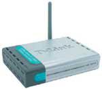 DWL-2100AP  802.11g/2.4GHz无线108Mbps接入点