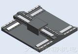 X-Y-Z直线电机精密运动平台 三轴直线电机教学演示平台