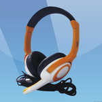 EDT-9506USB电脑耳机,网吧耳机,语音室耳机