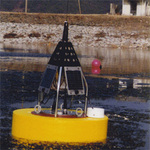 YSI 水質自動監測浮標
