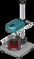 德国史莱宾格 非接触式锥形收缩测试仪 【图】【拓测仪器-TOP-TEST】 非接触式斗型收缩测试仪