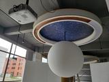 多媒体展厅球幕投影系统 无缝外投球幕