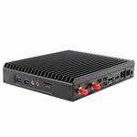 大唐X1L工控机 无风扇迷你电脑主机 双网口6USB工业电脑 miniPC小型工控机