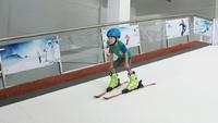 室内滑雪机 儿童训练室内滑雪机 新疆室内模拟滑雪机厂家