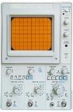 慢扫描二踪示波器