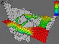 建筑环境模拟分析软件——Ecotect  三维软件