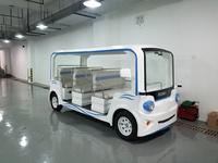 智能网联教学实训用车  无人驾驶接驳车S2  [可定制开发、可校内营运]