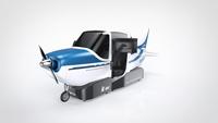 北京云安通航  飛行模擬器  飛行訓練器K01