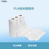 PLA纳米熔喷滤材