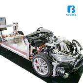 汽车教学设备 汽车教具 新能源汽车教具 特斯拉高压电池热管理智联互动系统 免费师资培训 厂家直销 提供课程及教材