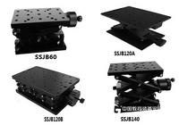 SSJB手动位移台 单剪双剪升降台 Z轴上下微调架 小型微调升降台