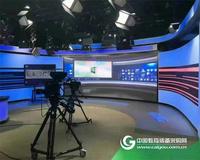 高清虛擬演播室系統虛擬摳像系統校園電視臺網絡虛擬系統