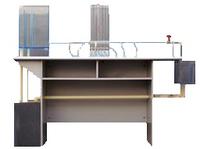ZLS-1自循環局部阻力實驗儀 流體力學教學實驗裝置