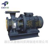 ISWHB型臥式不銹鋼防爆管道離心泵