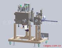 DE500磁控濺射真空鍍膜設備