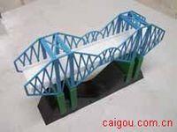 通用技術.橋梁模型(懸梁橋)