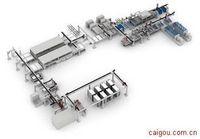 太阳能电池组件生产线
