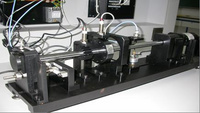 旋轉機構測控與故障診斷試驗臺