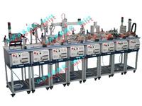 BR-MPS-8A模块化柔性自动化生产实训系统-柔性制造生产线--柔性自动化-八工作站生产线-自动生产线 (八站式)