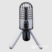 山逊samson Meteor mic USB电容话筒 有声小说 播客唱吧专用
